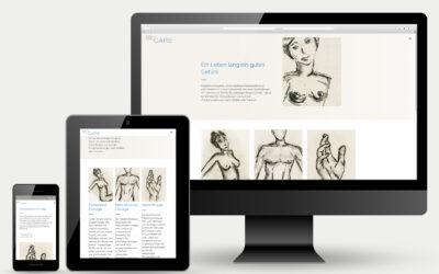 BelCare: Webpräsenz im Dienste der Positionierung